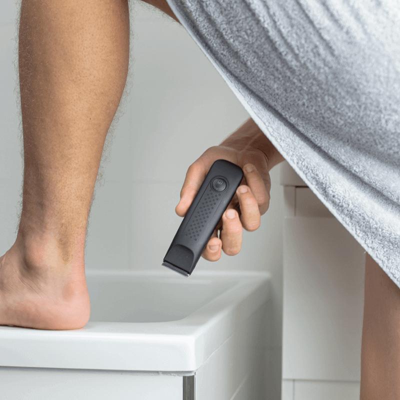 Irritatie en jeuk na het scheren van schaamhaar