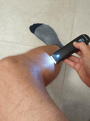 shave legs